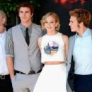 Liam Hemsworth-May 17, 2014-The Hunger Games, Mockinjay Part 1-Photocall