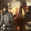 Mötley Crüe & Alice Cooper live at The Bell Centre, Montreal, on August 24, 2014