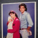 Connie Sellecca, George Clooney