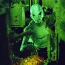Doug Jones as Abe Sapien in Sony Pictures' Hell Boy - 2004 - 403 x 273
