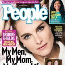 Brooke Shields People Magazine Cover November 24,2014 USA issue - 454 x 605