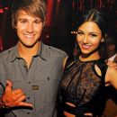 Victoria Justice and James Maslow