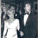 Sasha Czack and Sylvester Stallone - 454 x 573