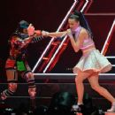 Katy Perry Performs At Prismatic Tour At Msg In Nyc