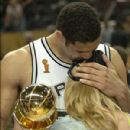 Tim Duncan and Amy Duncan - 300 x 395
