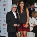 Bernie Ecclestone and Fabiana Flosi - 313 x 480