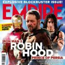 Russell Crowe - Empire Magazine [United Kingdom] (May 2010)