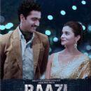 Raazi - Posters - 454 x 655