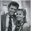 Genie Francis and Jeff Conaway