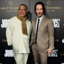 Premiere Of Summit Entertainment's 'John Wick: Chapter Two' - Arrivals - Keanu Reeves