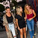 Kendra Wilkinson has a Girls Night Out at Craigs - 454 x 665