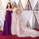 Ashley Judd and Mira Sorvino – The 90th Annual Academy Awards in Los Angeles (2018) - 454 x 303