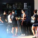 Katy Perry Candids In Perth