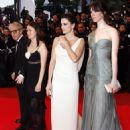"""Penelope Cruz, Rebecca Hall, Woody Allen and Soon-Yi - """"Vicky Cristina Barcelona"""" Premiere During The 61st International Cannes Film Festival, 17.05.2008."""