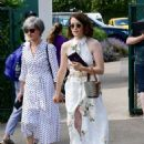 Claire Foy – Wimbledon Tennis Championships 2019 in London - 454 x 598