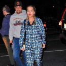 Rita Ora – Arrives at Harry Josh's Met Gala pre-party in NY