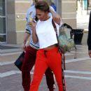 Melanie Brown – Arrives at America Got Talent Show in Pasadena