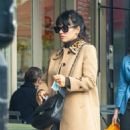 Lily Allen – Seen first time since her Las Vegas wedding in London