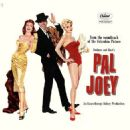 Frank Sinatra In The 1957 Film Musical PAL JOEY