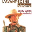 The Outlaw Josey Wales - L'Avant-Scene Cinema Magazine Cover [France] (November 2002)