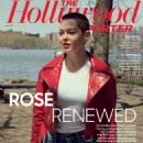 Rose McGowan – The Hollywood Reporter Magazine (May 2018) - 454 x 590