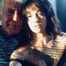 Anthony Bourdain and Asia Argento - 454 x 454