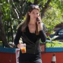 Ashley Greene – Leaves The Hollywood Hills Coffee Shop in Hollywood