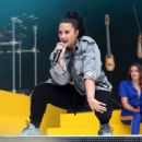 Demi Lovato – Performs at Capital FM Summertime Ball 2018 in London - 454 x 329