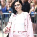 Jessie J at Good Morning America in New York - 454 x 625