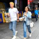 Bailee Madison – Out for a coffee in New York City - 454 x 518