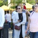 Julianne Hough – Visits The Grove in Los Angeles - 454 x 681
