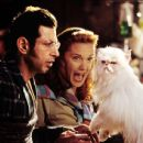 Elizabeth Perkins and Jeff Goldblum
