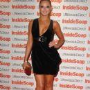 Hannah Tointon - 2008 Inside Soap Awards, London - 29.09.2008