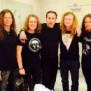 Megadeth with Nicolas Cage