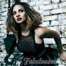 Alesha Dixon - Fabulous Magazine Pictorial [United Kingdom] (6 April 2014) - 454 x 302