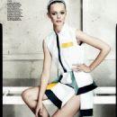 Frida Gustavsson - Allure Magazine Pictorial [United States] (February 2013)
