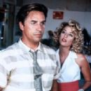 Don Johnson and Virginia Madsen in The Hot Spot (1990)