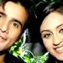 Karan Tacker and Krystle D'Souza from EHMMBH