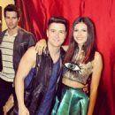 Victoria Justice and James Maslow - 454 x 454