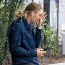 Caroline Wozniacki – Seen Out In New York - 454 x 625