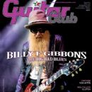 Billy Gibbons - Guitar Club Magazine Cover [Italy] (September 2018)