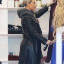 Kim Kardashian at Dash store in LA