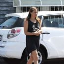 Alicia Silverstone – Leaving Mind Body Acupuncture in Hollywood - 454 x 614
