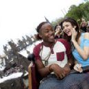 Ariana Grande and Leon Thomas III