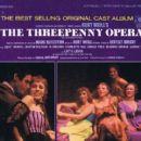 The Threepenny Opera 1954 Broadway Cast Starring Lotte Lenya - 454 x 409