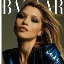 Hana Jirickova - Harper's Bazaar Magazine Pictorial [Turkey] (November 2017) - 454 x 614