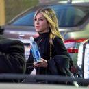 Jennifer Aniston – Arriving at Jimmy Kimmel Live! in LA