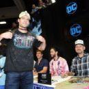 Henry Cavill- July 23, 2016- San Diego Comic Con- Surprises Suicide Squad - 454 x 301