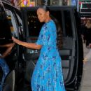 Tika Sumpter – Leaving the Good Morning America in NYC - 454 x 681