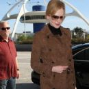 Nicole Kidman: at LAX Airport